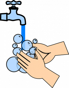 Wash your hand properly